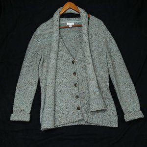 Charter Club Women's Wool Blend Cardigan Sweater